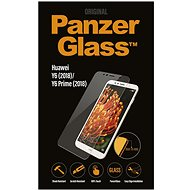 PanzerGlass Edge-to-Edge na Huawei Y6 (2018) číre - Ochranné sklo