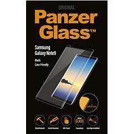 PanzerGlass Premium pre Samsung Galaxy Note 9 čierne Case friendly - Ochranné sklo