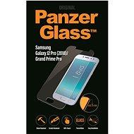 PanzerGlass Edge-to-Edge Samsung Galaxy J2 Pro (2018) číre - Ochranné sklo