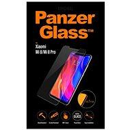 PanzerGlass Edge-to-Edge na Xiaomi Mi 8/Mi 8 Pro - Ochranné sklo