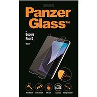 PanzerGlass Edge-to-Edge Google Pixel 3 čierne - Ochranné sklo