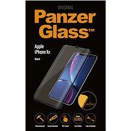 PanzerGlass Premium na Apple iPhone XR čierne - Ochranné sklo