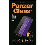 PanzerGlass Edge-to-Edge pre Huawei Mate 20 čierne - Ochranné sklo