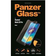 PanzerGlass Premium pre Huawei Mate 20 Pro čierne - Ochranné sklo