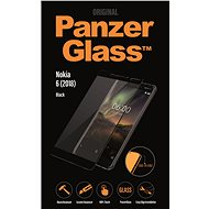 PanzerGlass Edge-to-Edge pre Nokia 6 2018 čierne - Ochranné sklo