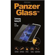 PanzerGlass Premium Bundle pre Samsung Galaxy S9 čierne + puzdro - Ochranné sklo