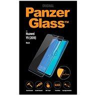 PanzerGlass Edge-to-Edge na Huawei Y9 (2019) čierne - Ochranné sklo