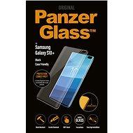 PanzerGlass Premium na Samsung Galaxy S10+ čierne - Ochranné sklo