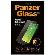 PanzerGlass Standard na Motorola Moto G7 Power číre - Ochranné sklo