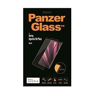 PanzerGlass Edge-to-Edge na Sony Xperia 10 čierne - Ochranné sklo