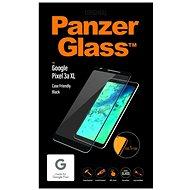 PanzerGlass Edge-to-Edge na Google Pixel 3a XL čierne - Ochranné sklo