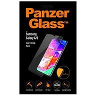 PanzerGlass Edge-to-Edge na Samsung Galaxy A70 čierne - Ochranné sklo