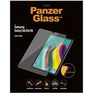 PanzerGlass Edge-to-Edge na Samsung Galaxy Tab S5e číre - Ochranné sklo