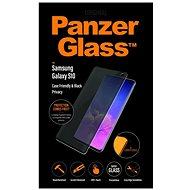 PanzerGlass Premium Privacy na Samsung Galaxy S10 čierne
