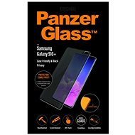 PanzerGlass Premium Privacy na Samsung Galaxy S10+ čierne - Ochranné sklo