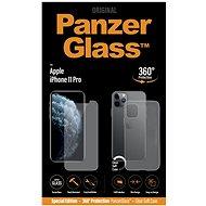 PanzerGlass Standard Bundle pre Apple iPhone 11 Pro (Standard fit + Clear TPU Case)