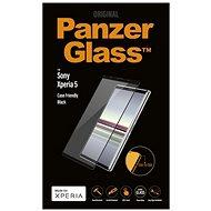 PanzerGlass Edge-to-Edge pro Sony Xperia 5 černé - Ochranné sklo