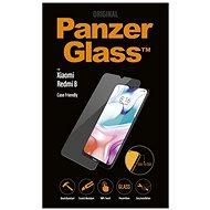 PanzerGlass Edge-to-Edge pro Xiaomi Redmi 8 čiré - Ochranné sklo