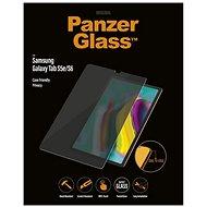 PanzerGlass Edge-to-Edge Privacy pre Samsung Galaxy Tab S5e/S6 číre - Ochranné sklo