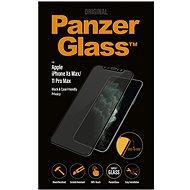 PanzerGlass Edge-to-Edge Privacy pre Apple iPhone XS Max/11 Pro Max čierne - Ochranné sklo
