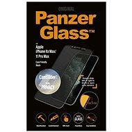 PanzerGlass Edge-to-Edge Privacy pre Apple iPhone XS Max/11 Pro Max čierne s CamSlider - Ochranné sklo