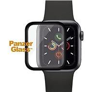 PanzerGlass SmartWatch pre Apple Watch 4/5/6/SE 40 mm čierne celolepené - Ochranné sklo
