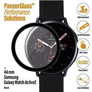 PanzerGlass SmartWatch pre Samsung Galaxy Watch Active 2 (44 mm) čierne celolepené - Ochranné sklo