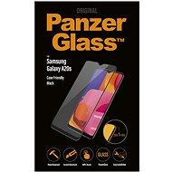 PanzerGlass Edge-to-Edge pre Samsung Galaxy A20s čierne - Ochranné sklo