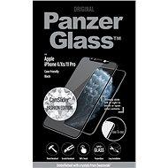 PanzerGlass Edge-to-Edge pre iPhone X/Xs/11 Pro čierne Swarovski CamSlider