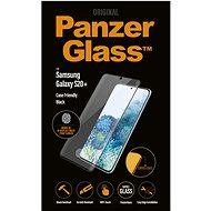 Ochranné sklo PanzerGlass Premium pre Samsung Galaxy S20+ čierne (FingerPrint)