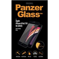 PanzerGlass Edge-to-Edge pre Apple iPhone 6/6s/7/8/SE 2020 čierne - Ochranné sklo