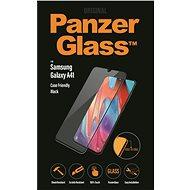 PanzerGlass Edge-to-Edge pre Samsung Galaxy A41 čierne - Ochranné sklo