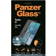Ochranné sklo PanzerGlass Edge-to-Edge Antibacterial pre OnePlus 8T čierne