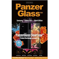 PanzerGlass ClearCase pre Samsung Galaxy S20+ Black edition
