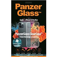 PanzerGlass ClearCase Antibacterial pre Apple iPhone 12 Pro Max - Kryt na mobil