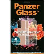 Puzdro na mobil PanzerGlass ClearCase Antibacterial pre Samsung Galaxy S21+ - Pouzdro na mobil