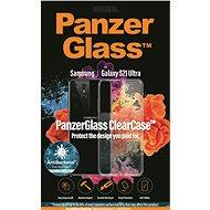 Puzdro na mobil PanzerGlass ClearCase Antibacterial pre Samsung Galaxy S21 Ultra - Pouzdro na mobil