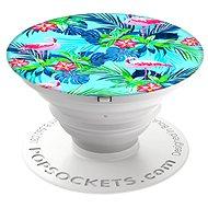 PopSockets Rainforest Flamingos - Držiak