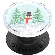 PopSockets PopGrip Gen.2, Tidepool Snowglobe Wonderland, rozprávková krajina v tekutine so snehom - Držiak na mobil
