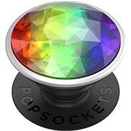 PopSockets PopGrip Gen.2, Disco Crystal Rainbow, 3D disko guľa dúhová