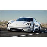 Porsche Mission E - Elektromobil