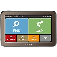 MIO Spirit 7670 Lifetime - GPS navigácia