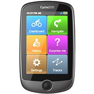 MIO Cyclo 200 - Cyklonavigácia