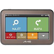 MIO Spirit 5400 Lifetime Europe - GPS navigácia