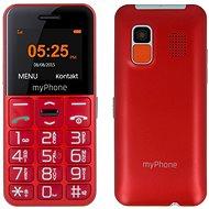 CPA Halo Easy červený - Mobilný telefón