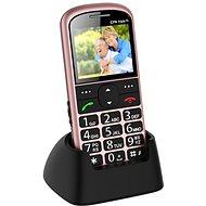 CPA Halo 11 Senior ružový - Mobilný telefón
