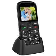 CPA Halo 11 Senior čierny - Mobilný telefón