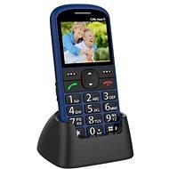 CPA Halo 11 Senior modrý - Mobilný telefón