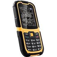 MyPhone Hammer 2 oranžový Dual SIM - Mobilný telefón