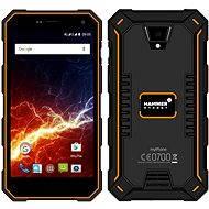 MyPhone Hammer Energy oranžovo-čierny - Mobilný telefón